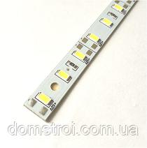 Светодиодная линейка Biom Premium SMD 5630 72 LED 24W 12V, IP20