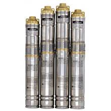 Скважинный насос Sprut QGDa 1,5-120-1,1+пульт управления
