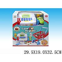Кассовый аппарат LS820A23-1 св,зв,табло,тележ,карт,скан,аксесс,в кор.30*19*33см