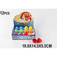 Жвачка для рук DR300 6 цветов,12шт.в боксе 19*14,5*5,5см