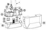Дренажный насос Mini Blanc Aspen: помпа для кондиционера, фото 3