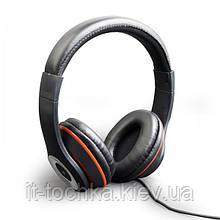 Головная стерео гарнитура gmb audio mhs-lax-b black