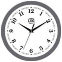 Часы настенные с логотипом, символикой SMART (265х265 мм) [Пластик, Под стеклом]