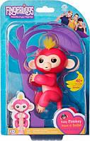 Fingerlings Baby Monkey - Интерактивная игрушка обезьянка