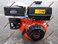 Бензиновый двигатель в сборе  177F (ручной стартер 9 л.с)