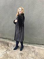 Шуба норковая Blackglama Модель A20021