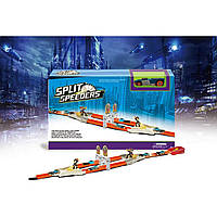 Трек инерц. HOT WHEELS Split Speeders 999-52 1машинка, в коробке 40*35*5см