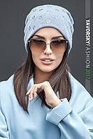 Отличная женская шапочка Лилия