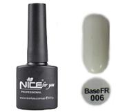 База каммуфлирующая белая Nice FR-006 8,5ml