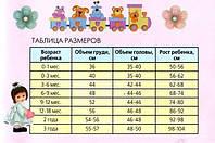Определяем детские размера правильно и легко