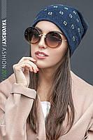 Молодежная женская шапочка Лилия