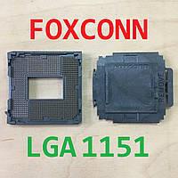 Сокет LGA 1151 с шарами