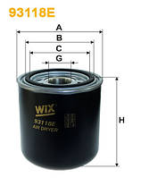 Картридж влагоотделителя DAF (TRUCK) 93118E/AD785 (производитель WIX-Filtron) 93118E