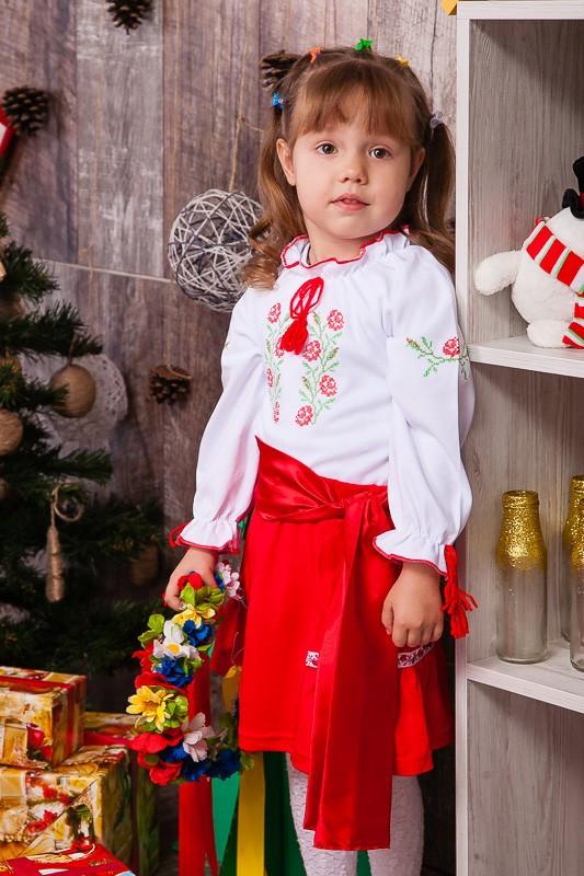 Новогодний костюм Украиночка