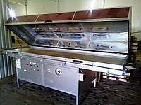 Вакуумный пресс с мембраной МВП-3015/Р б/у для производства фасадов и накладок на двери, 2014 г.