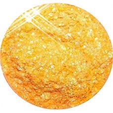 Жидкая слюда 08 оранжевая
