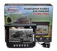 Подводная видеокамера Fisher CR110-7HBS кабель 15м