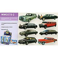 Пазлы 4-D MM0575-2 модели машин