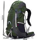Рюкзак спортивный Jungle King 60L, фото 3