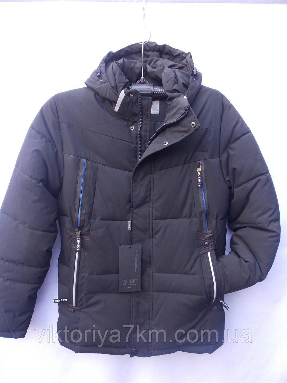"""Куртка мужская зимняя (48-56 р.) """"Spider"""" RS2-5037"""