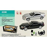 Машина на аккумуляторе, радиоуправление, арт 42200