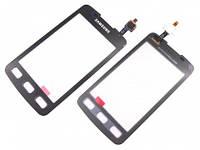 Сенсорная панель Samsung S5690 Black оригинальный