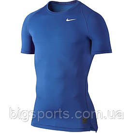 Футболка компрессионная муж. Nike Pro Cool Compression Shirt (арт. 703094-480)
