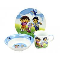 Набор детской посуды Даша