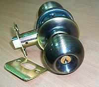 Дверные ручки Tesa 290060 LA античная латунь, фото 1
