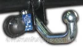 Фаркоп умовно-знімний (ТСУ, тягово-зчіпний пристрій) KIA CARNIVAL (Кіа Карнівал) (Полігон-Авто)