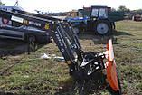 Metal-Fach T-229-2 Навантажувач фронтальний 4,5 м, фото 4