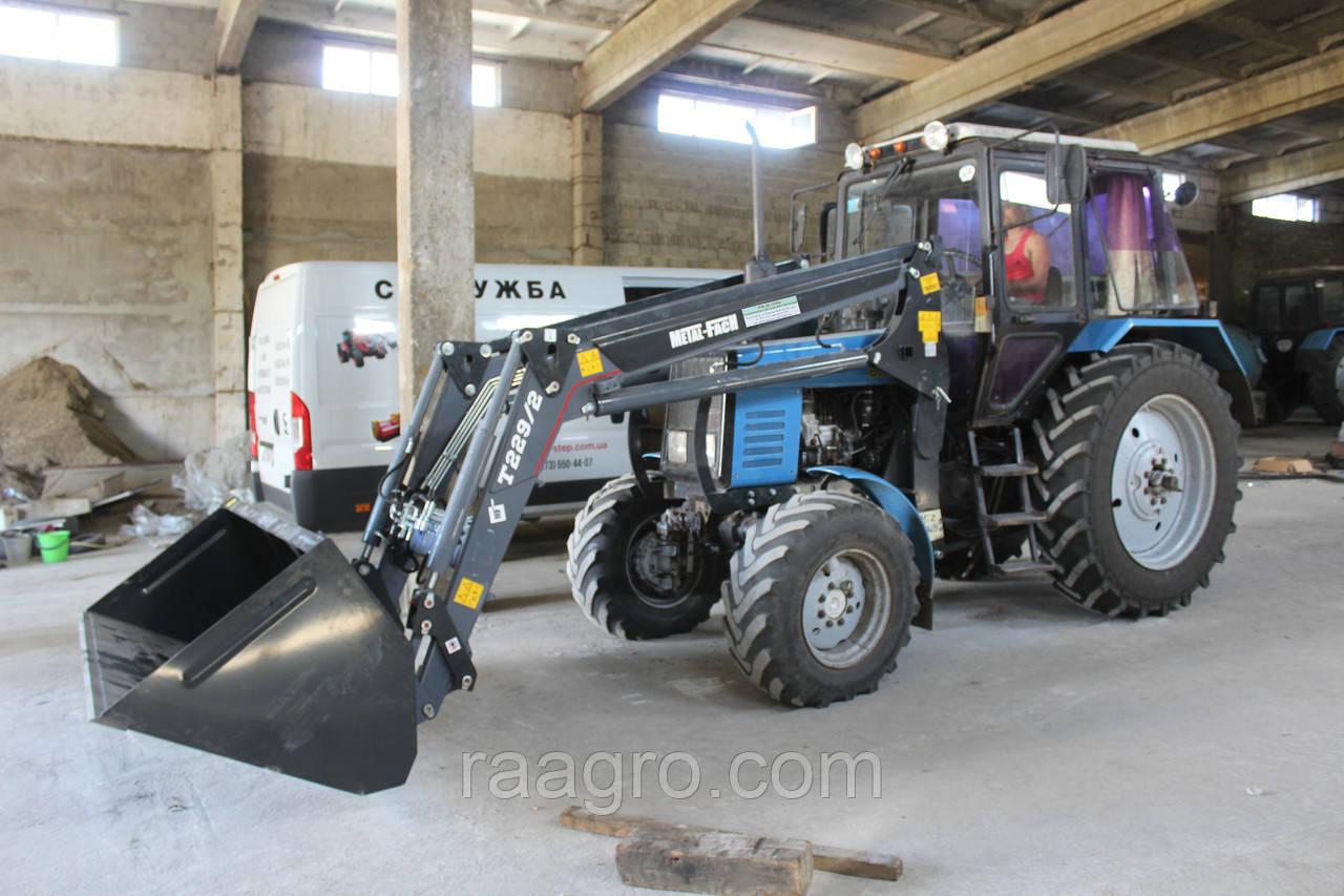 Metal-Fach T-229-2 Навантажувач фронтальний 4,5 м