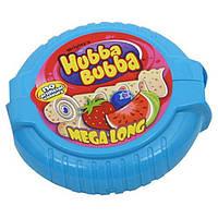 Жевательная резинка Hubba Bubba (клубника, черника, арбуз) в ленте, 56 г., фото 1