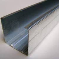 Профиль алюминиевый CW 50/50/3м 0,55 мм