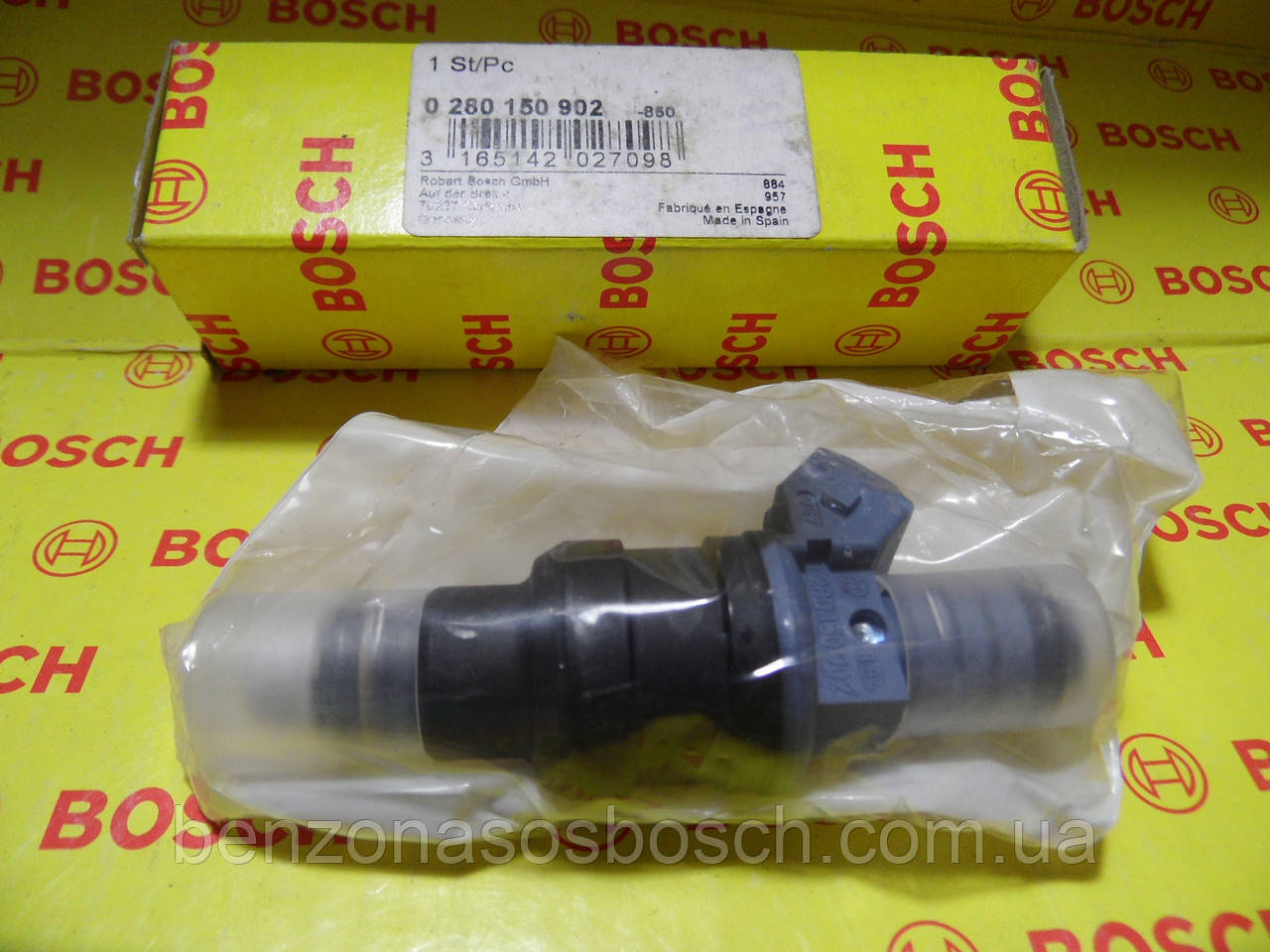 Форсунки бензиновые Bosch, 0280150902, 0 280 150 902,