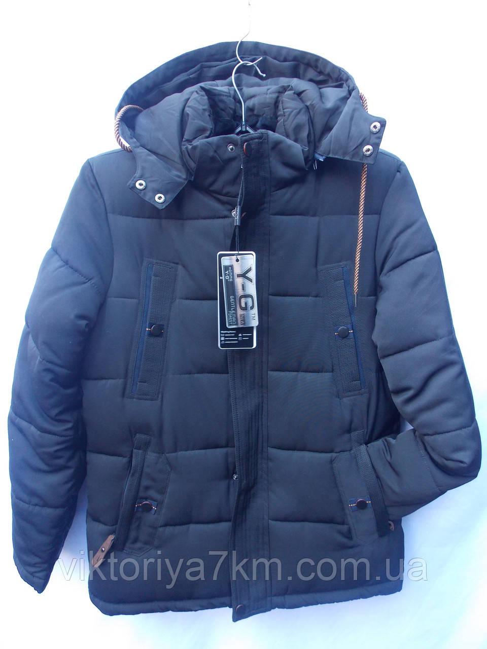 """Куртка мужская зимняя (L-4XL) """"Spider"""" RS2-5037"""