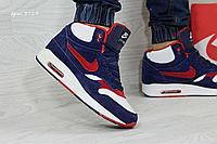 Мужские зимние стильные ботинки Nike. Новинка!