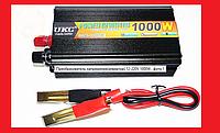 Преобразователь напряжения(инвертор) 12-220V 1000W