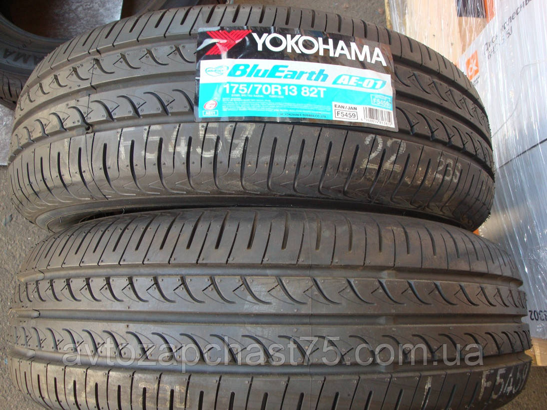 175/70R13 Yokohama BluEarth AE01