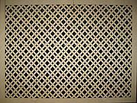 Решетка на радиатор №144