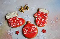 Пряник имбирно-медовый новогодний - Набор 2