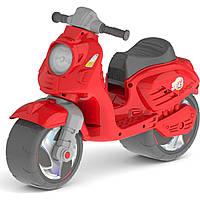 Скутер, арт. 502_Кр, красный