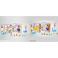 """Набор для творчества 9253/54""""Мороженое""""пресс,формы,пласт,насадки,в кор.27*23,5*5см"""