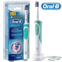 Зубная щетка Oral-B Vitality, D12. 513, Trizone, фото 1