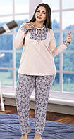 Домашняя одежда Lady Lingerie комплект 134 2XL