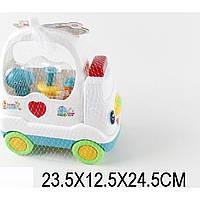 Доктор 3321-D свет/звук,шприц..., чемоданчик-машинка, в сетке.23,5*12,5*24,5см