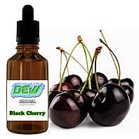 """Жидкость для электронных сигарет DEW Black Cherry """"Спелая вишня"""" 30 мл оптом и в розницу"""