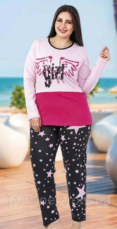 Домашняя одежда Lady Lingerie комплект 135 4XL
