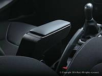 Подлокотник Mazda 2 '2007->'2014 только левый руль ArmSter Standart черный