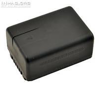 Panasonic VW-VBT190 (аналог). Акумулятор Alitek для Panasonic HC-V, HC-VX, HC-W і HC-WX-серій., фото 1